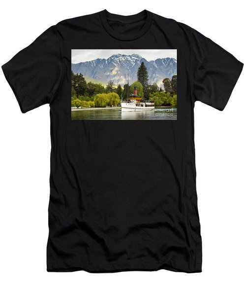 The Earnslaw Men's T-Shirt (Athletic Fit)