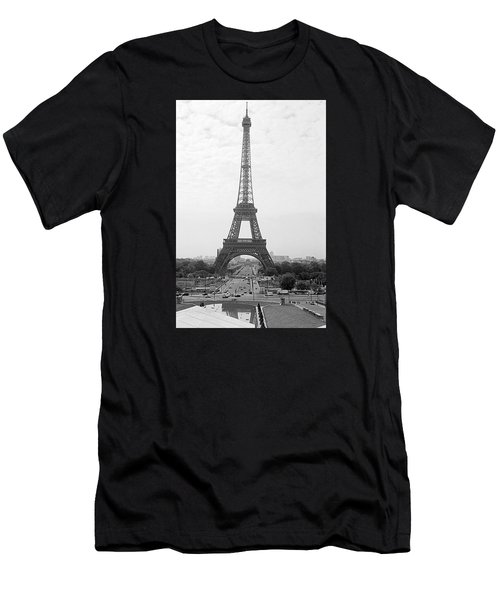 The Eiffel Tower Men's T-Shirt (Athletic Fit)