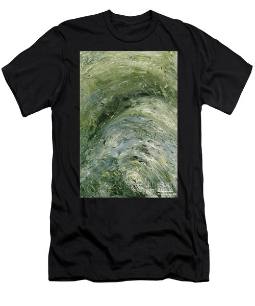 The Elements Water #6 Men's T-Shirt (Athletic Fit)