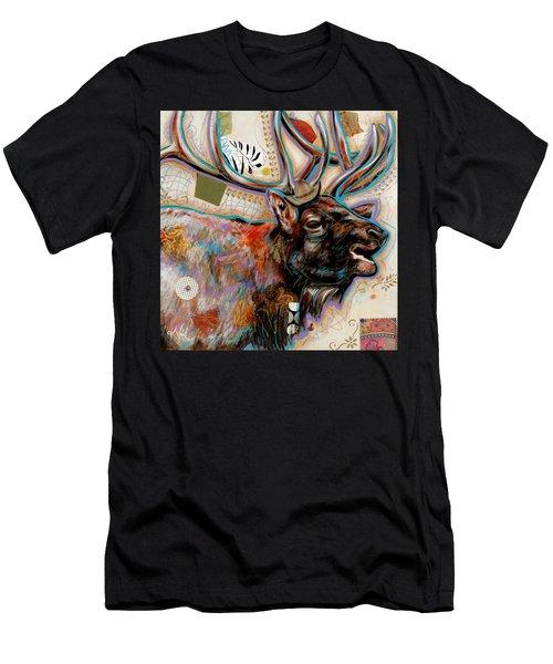 The Elk Men's T-Shirt (Athletic Fit)