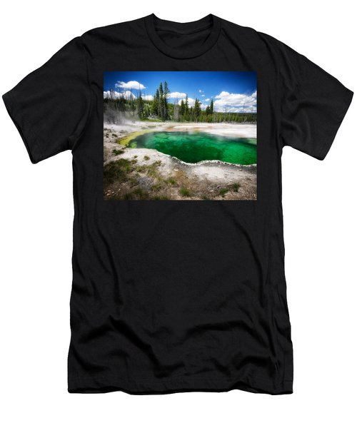 The Emerald Eye Men's T-Shirt (Athletic Fit)