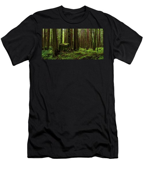 The Emerald Forest Men's T-Shirt (Athletic Fit)