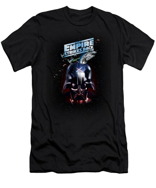 The Empire Strikes Back Men's T-Shirt (Athletic Fit)