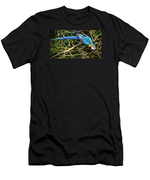 The Enchanted Forest Men's T-Shirt (Athletic Fit)