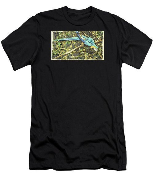 The Enchanted Jungle Men's T-Shirt (Athletic Fit)