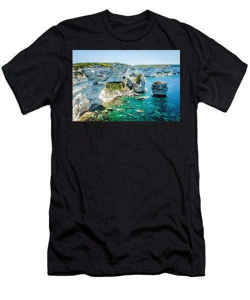 The Erosion Men's T-Shirt (Athletic Fit)