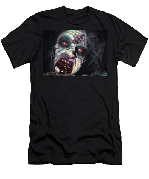 The Evil Dead Men's T-Shirt (Athletic Fit)