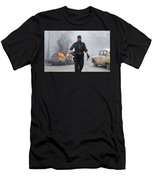 The Expendables Men's T-Shirt (Athletic Fit)
