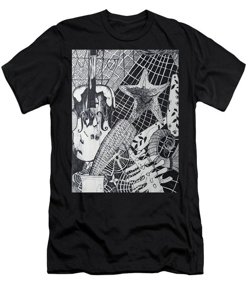 The Experiment Men's T-Shirt (Athletic Fit)