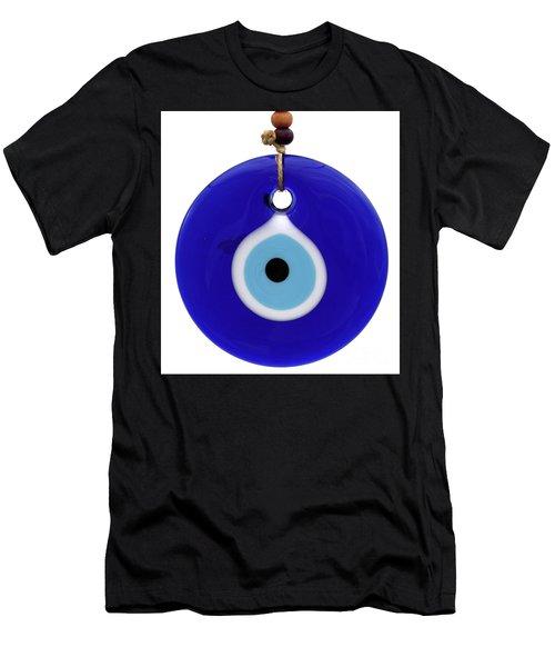 The Eye Against Evil Eye Men's T-Shirt (Athletic Fit)