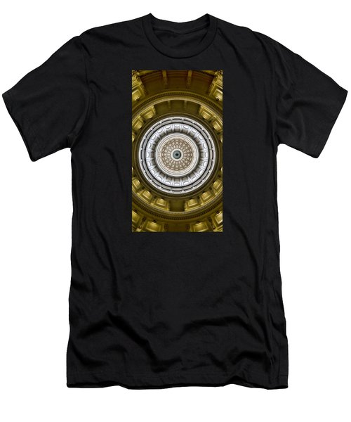 The Eye Of Texas Is Upon You Men's T-Shirt (Athletic Fit)