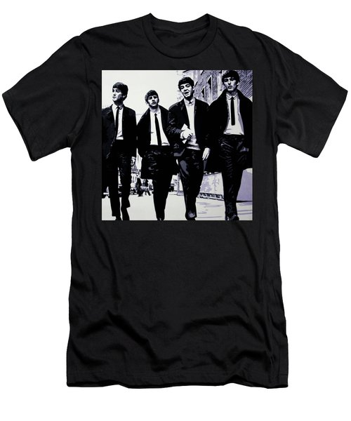The Fab Four Men's T-Shirt (Athletic Fit)