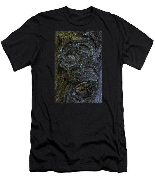 The Face Men's T-Shirt (Athletic Fit)