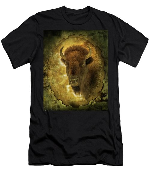 The Face Of Tatanka Men's T-Shirt (Athletic Fit)