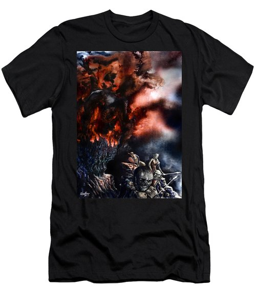The Fall Of Azturath Men's T-Shirt (Athletic Fit)