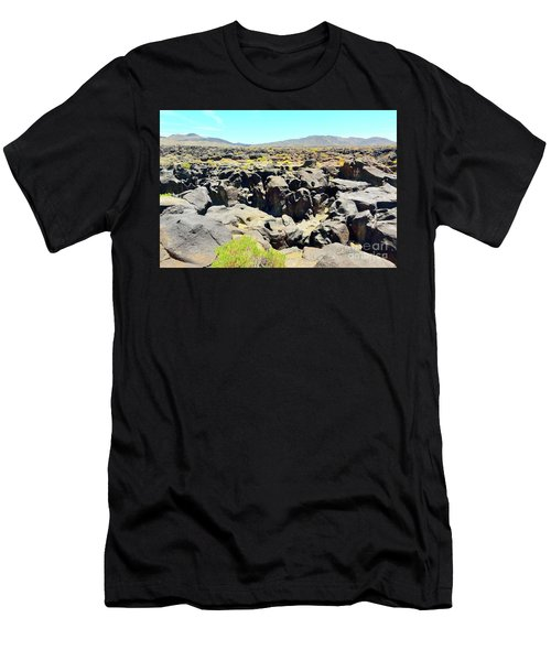 The Falls Men's T-Shirt (Athletic Fit)