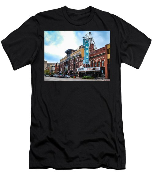 The Fargo Theater Men's T-Shirt (Athletic Fit)