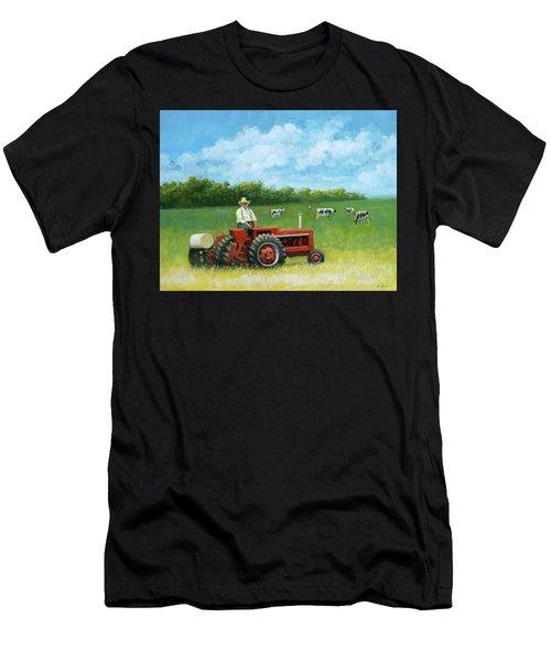The Farmer Men's T-Shirt (Athletic Fit)