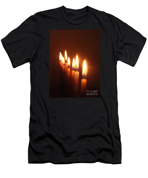 The Festival Of Lights Men's T-Shirt (Athletic Fit)