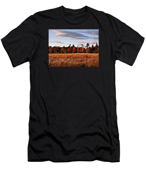 The Field At The Old Farm Men's T-Shirt (Athletic Fit)