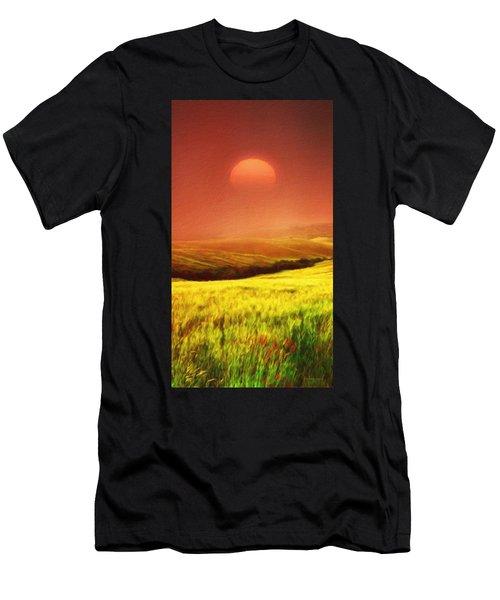 The Fields Men's T-Shirt (Athletic Fit)