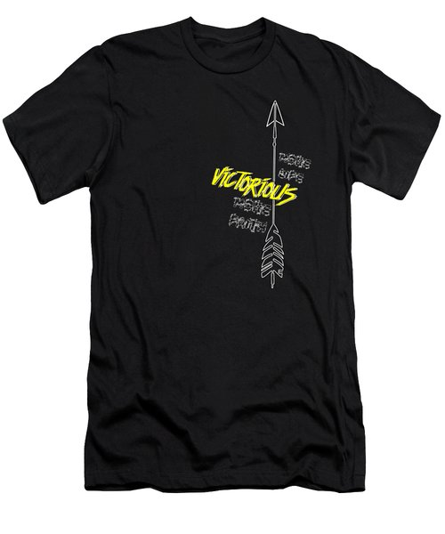 The Fight Men's T-Shirt (Athletic Fit)