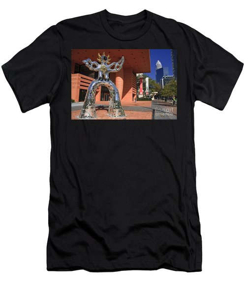 The Firebird At The Bechtler Museum In Charlotte Men's T-Shirt (Athletic Fit)