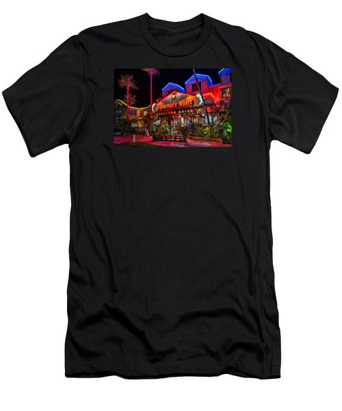 The Fisherman's Wharf Men's T-Shirt (Athletic Fit)
