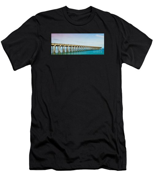 The Fishing Pier Men's T-Shirt (Athletic Fit)