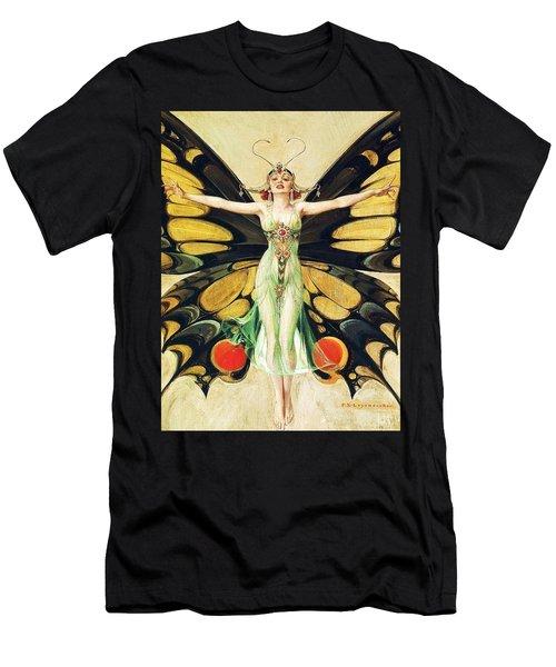 The Flapper Men's T-Shirt (Athletic Fit)