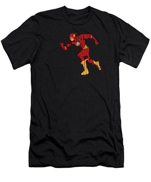 The Flash Men's T-Shirt (Athletic Fit)