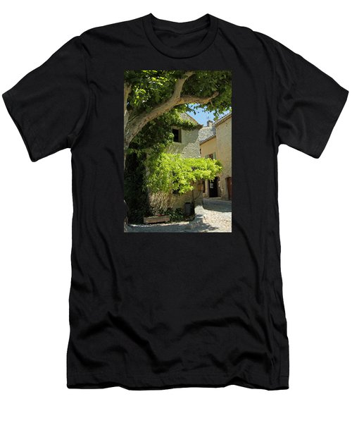 The Flower Box Men's T-Shirt (Athletic Fit)