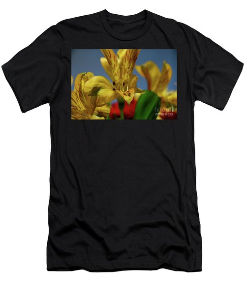 The Flower Men's T-Shirt (Athletic Fit)