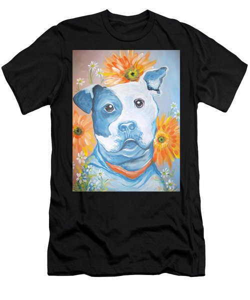 The Flower Pitt Men's T-Shirt (Athletic Fit)