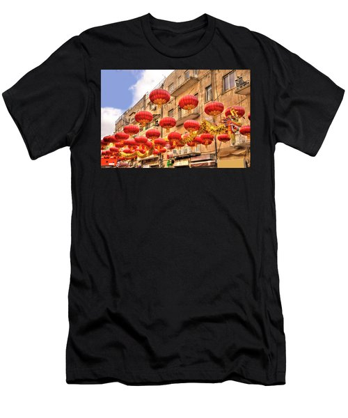 The Flying Dragon Men's T-Shirt (Athletic Fit)
