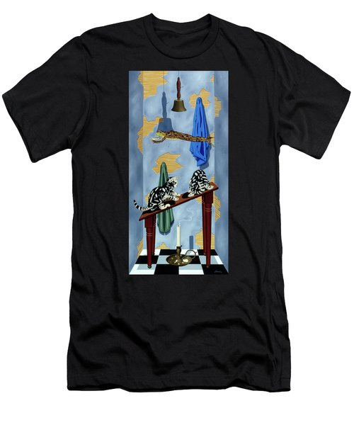 The Flying Frog Men's T-Shirt (Athletic Fit)