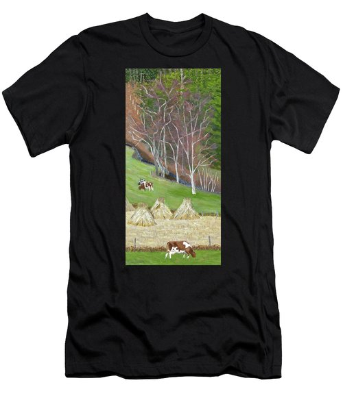 The Fodder's In The Shock Men's T-Shirt (Athletic Fit)