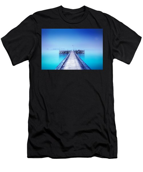 The Foggy Morning Men's T-Shirt (Athletic Fit)