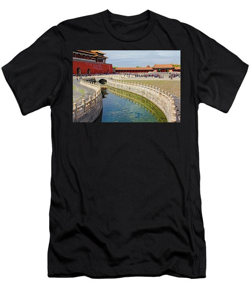The Forbidden City Men's T-Shirt (Athletic Fit)