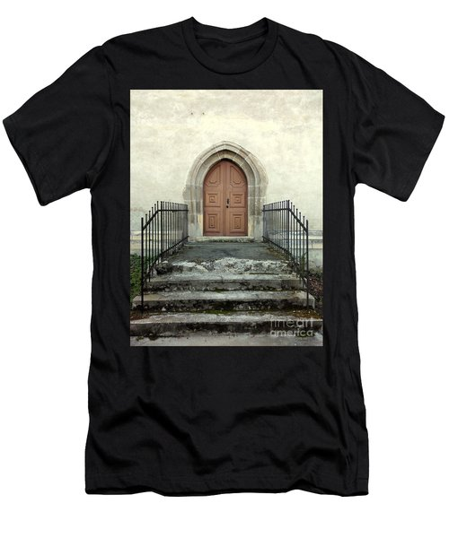 The Fortress Church's Side Door  Men's T-Shirt (Athletic Fit)