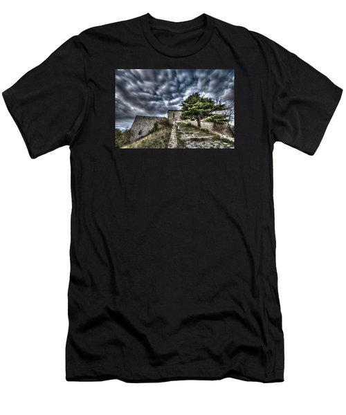 The Fortress The Tree The Clouds Men's T-Shirt (Athletic Fit)