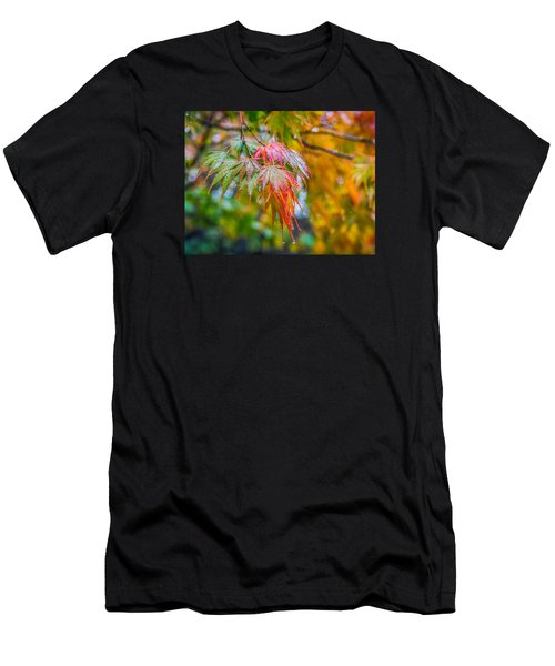 The Freshness Of Fall Men's T-Shirt (Athletic Fit)