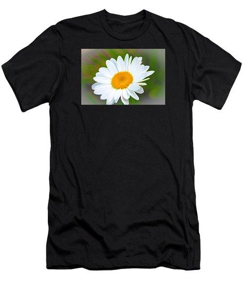 The Friendliest Flower Men's T-Shirt (Athletic Fit)