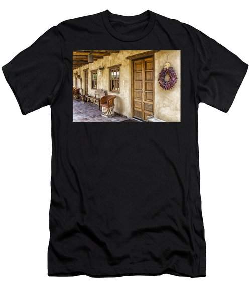 The Gage Hotel Men's T-Shirt (Athletic Fit)