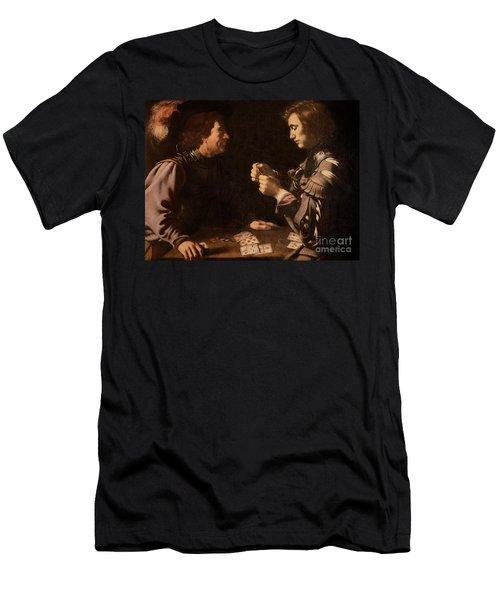 The Gamblers Men's T-Shirt (Athletic Fit)