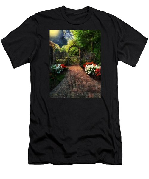 The Garden Path Men's T-Shirt (Athletic Fit)