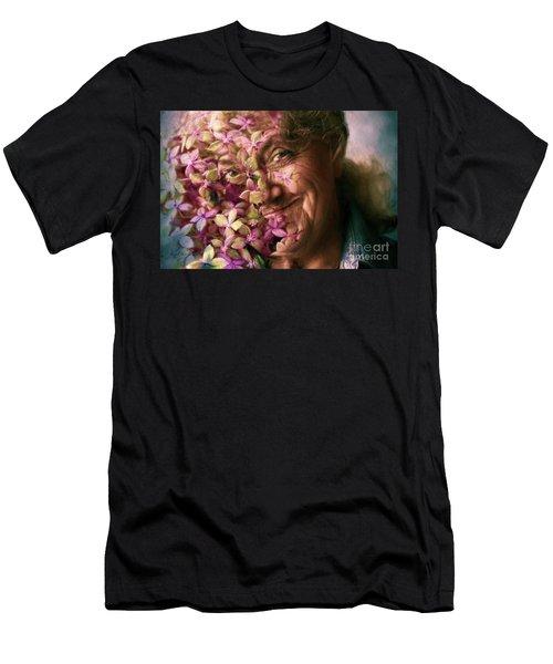 The Gardener Men's T-Shirt (Athletic Fit)