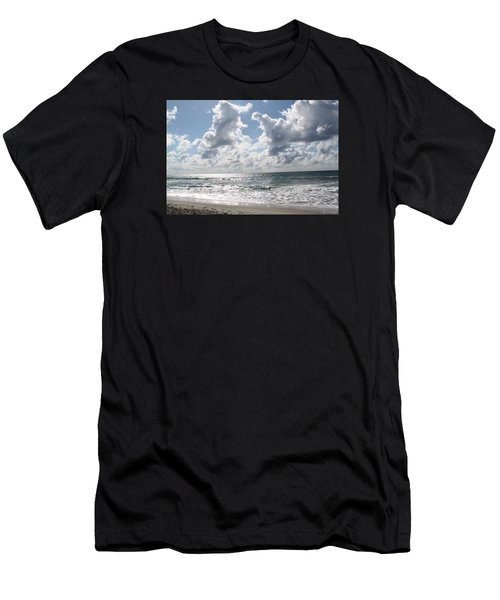 The Gate Way To Heaven Men's T-Shirt (Athletic Fit)
