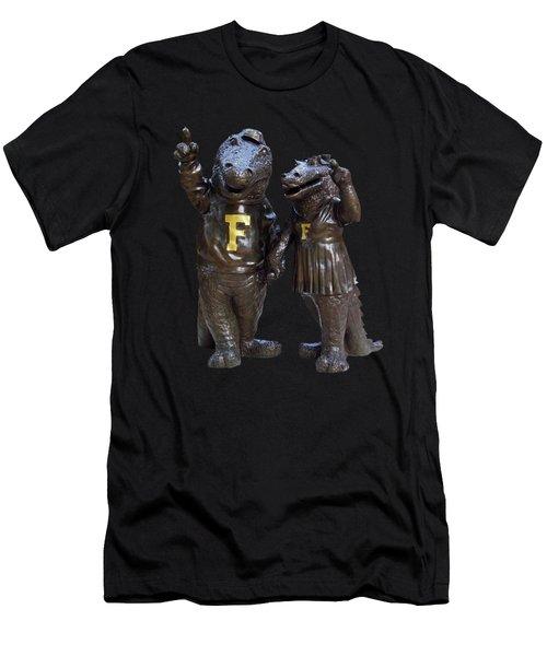 The Gators Transparent For T Shirts Men's T-Shirt (Athletic Fit)