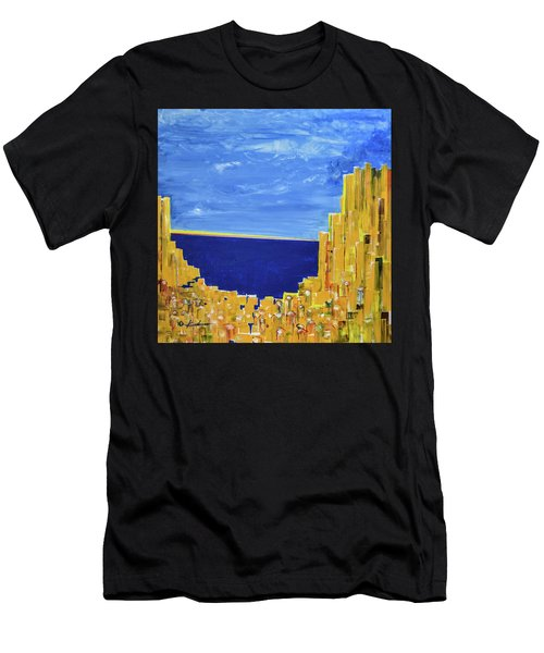 The Giant's Causeway Men's T-Shirt (Athletic Fit)